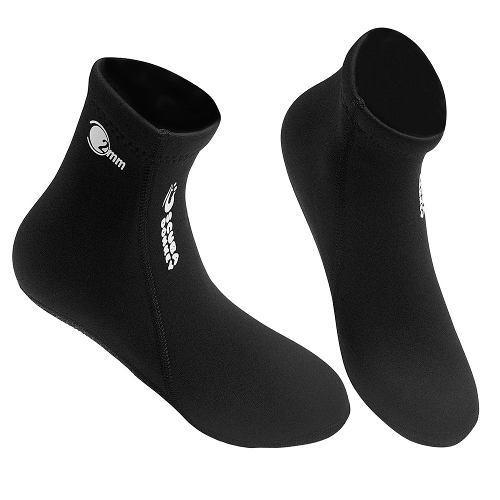 2mm neopreno buceo calcetines botas agua zapatos playa botin