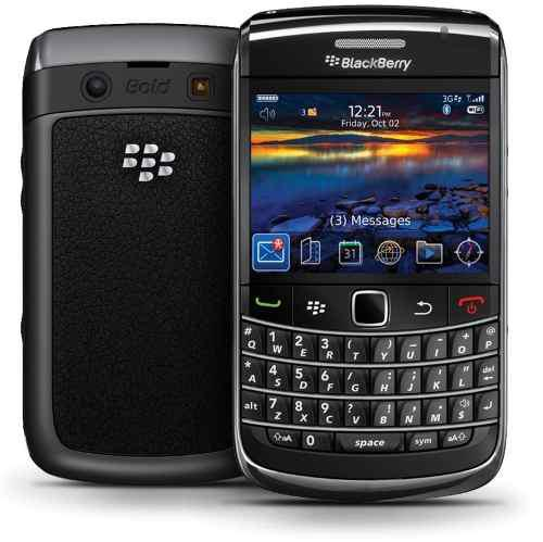 Black berry 9780 negro nuevo libre 5mp 512mb ram original