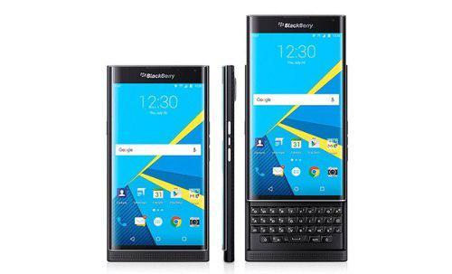 Blackberry priv desbloqueado nuevo caja abierta