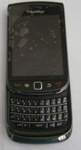 Blackberry torch 9800 todo original debloqueado funda