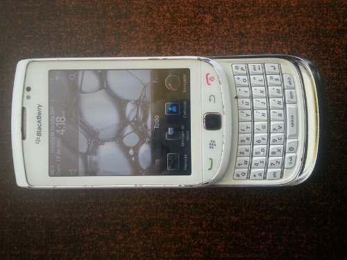 Blackberry torch para piezas