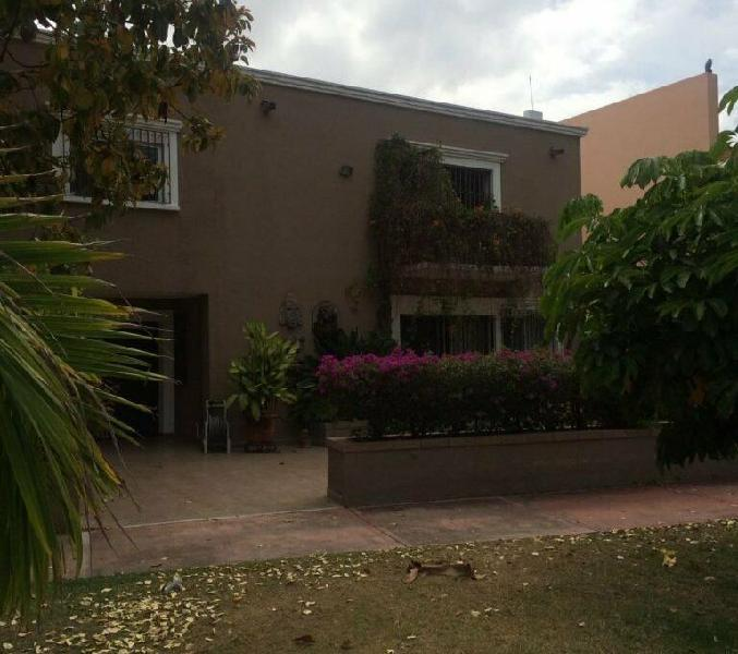 Residencia fraccionamiento privadoel cid mazatlan