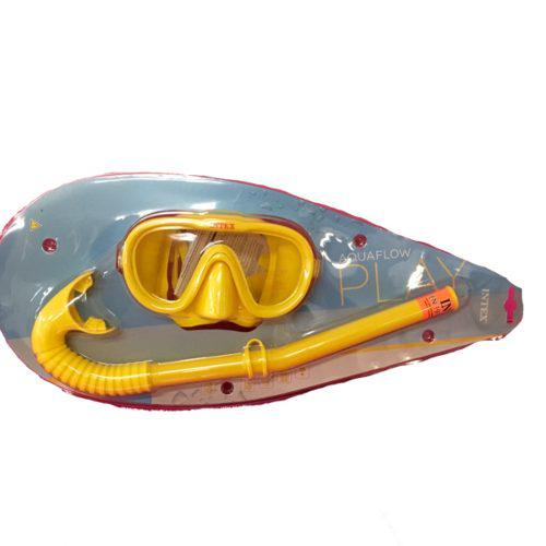 Snorkel aquaflow play intex