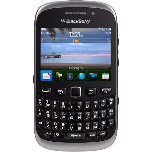 Teléfono inteligente blackberry curve 9310 straight talk