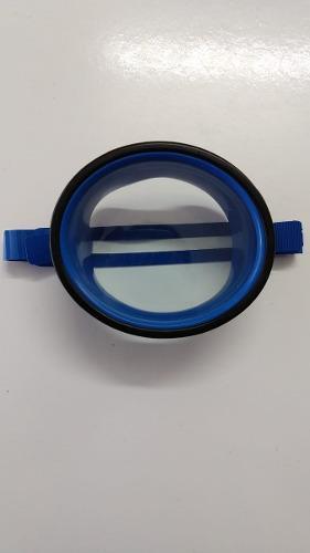 Visor escualo modelo adulto color azul