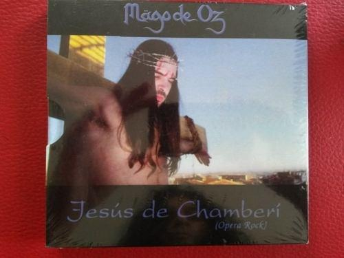 Cd nuevo mago de oz jesus de chamberi ktulu tz013