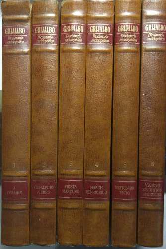 Grijalbo diccionario enciclopédico