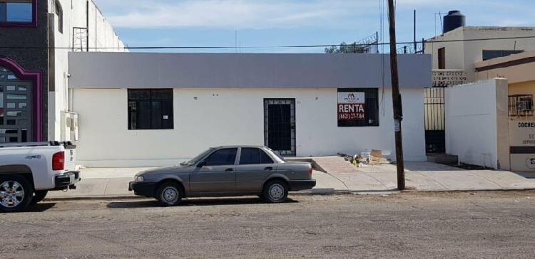 Renta local comercial colonia centro ideal para consultorios