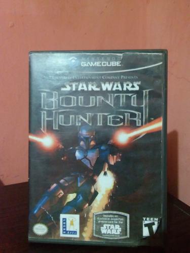 Star wars bounty hunted para gamecube
