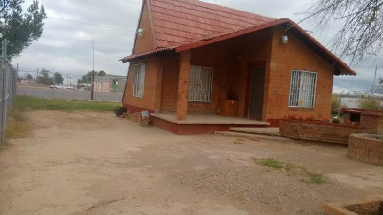 Cabaña renta periférico. r. almada 4,900 marten gl3