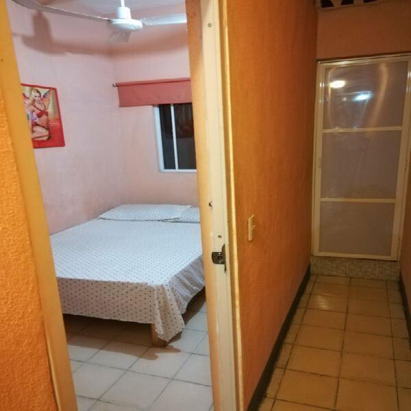 Rento habitaciones por día pitillal centro a 15 mins del