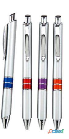 Modernos bolígrafos y plumas para campañas publicitarias