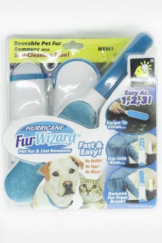 Cepillo mágico quita pelo mascotas perros gatos pelusa