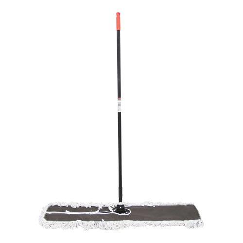 Mop 91 cm con base de acero baston metalico 703403 peldaños