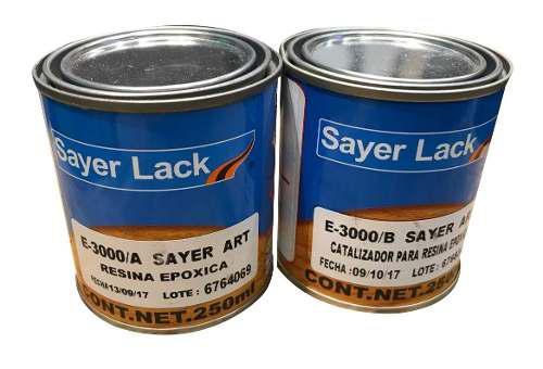 Resina epoxica para encapsulado 250ml + 250ml catalizador