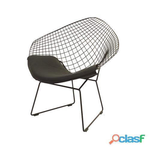 Silla de metal diamante sillas personalizadas mobydec