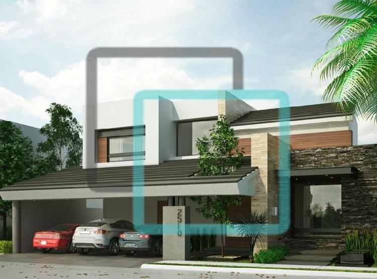 Casa en venta sierra alta 2do sector zona carretera nacional