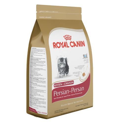 Croqueta alimento para gato persian kitten 1.3kg royal canin