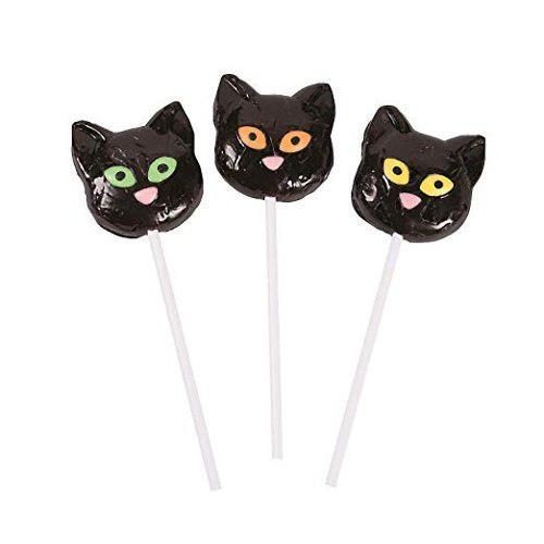 Diversión express - negro del gato del lechón de