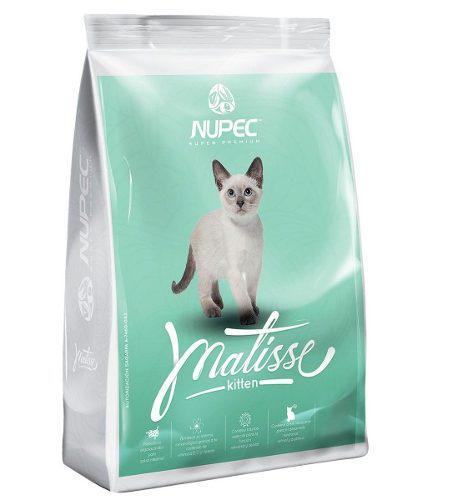 Nupec felino kitten 1.5kg. croqueta alimento gato cachorro