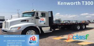 Kenworth T300 2015