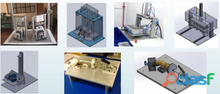 Ingeniería, diseño mecánico y automatización industrial