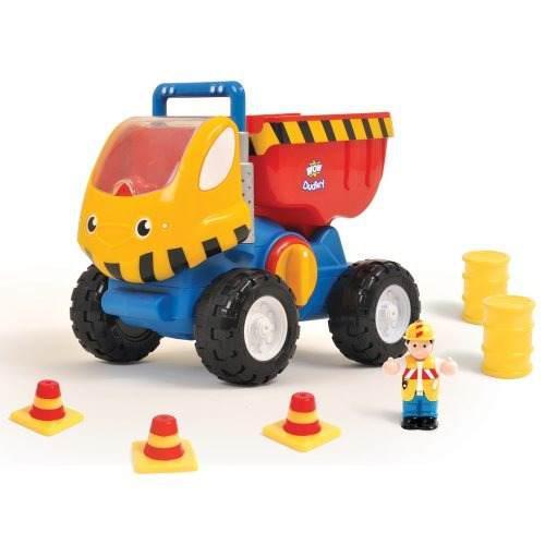 Juguetes para bebés y niños pequeños,wow dudley camión
