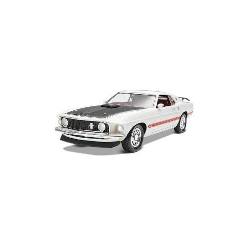 Revell 69 ford mustang mach 1 cobra