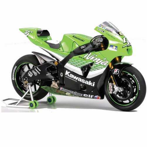Tamiya moto kawasaki zx-rr escala 1/12 para armar y pintar