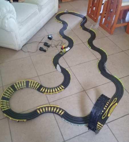 Tu regalo de niño tyco pista autopista h0 speed racer