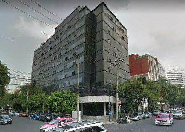 Edificio en renta colonia roma sur 6,142 m2 /