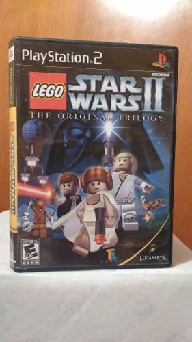 Lego star wars ii the original trilogy (c manual) ps2 od.st