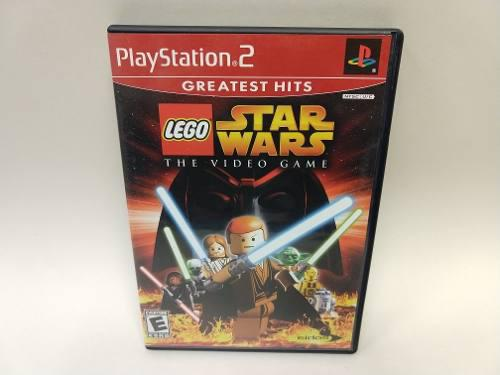 Lego star wars the videogame ps2 juegazo en the next level!
