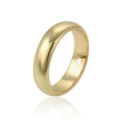 bcc5dcd81e60 Anillo argolla oro 14k laminado matrimonio + envio gratis