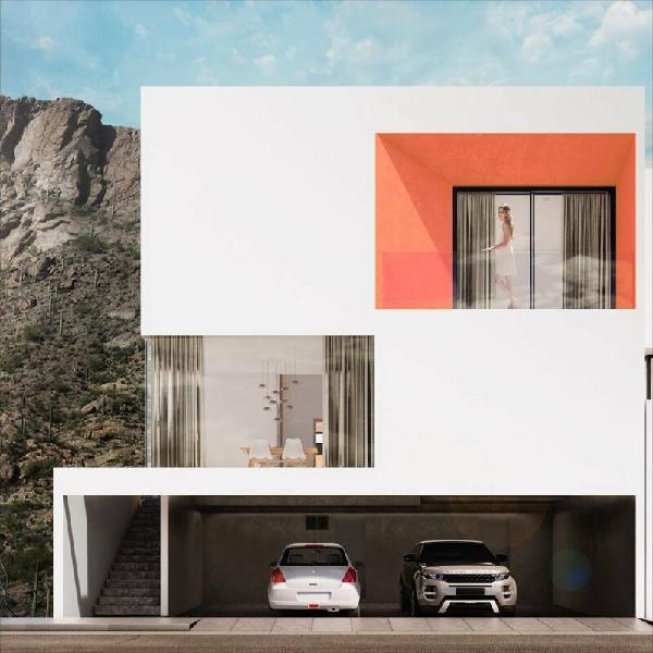 Casa en venta en cumbres 2do sector, monterrey, nuevo león
