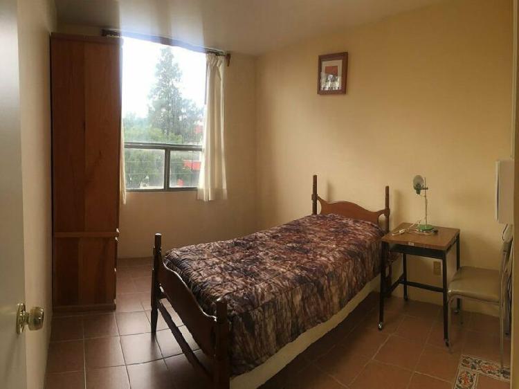 Renta habitación amueblada para ejecutivo en valle de san