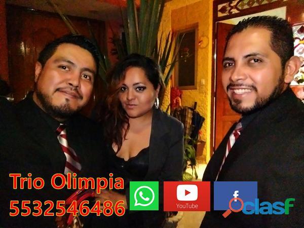 Trio musical estado de mexico