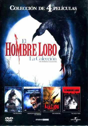 Box set hombre lobo la coleccion (the werewolf collection)