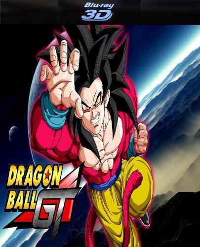 Dragon Ball Gt Serie Latino Hd Bluray