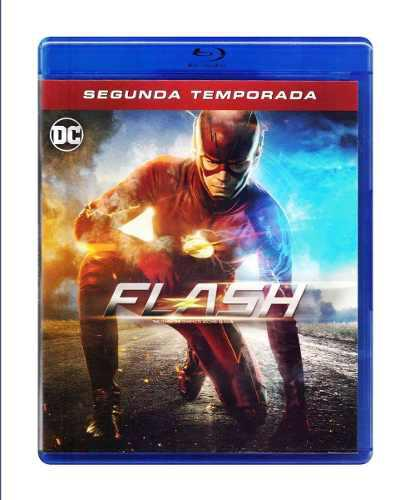 Flash segunda temporada 2 dos serie blu-ray