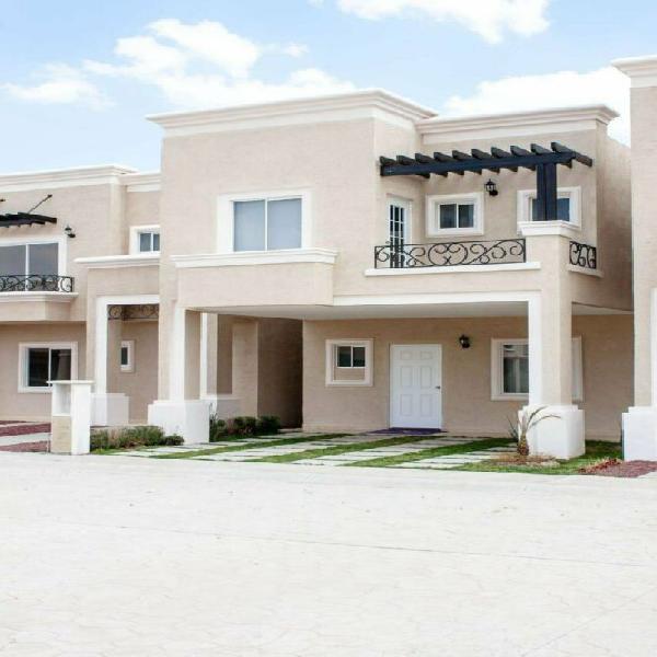 Hermosa casa residencial dentro de privada con 3 recamaras