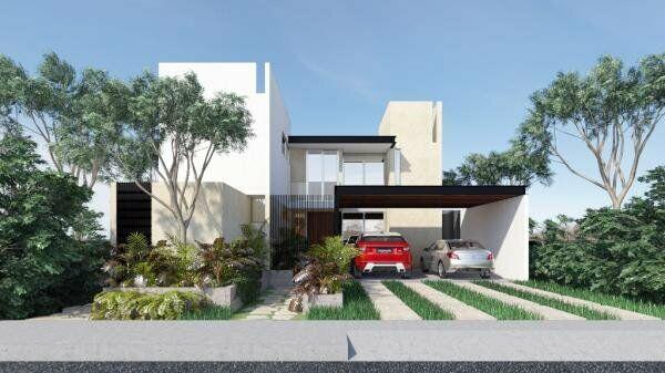 Hermosas casas a precio de preventa en parque natura en