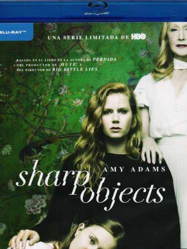 Sharp objects serie completa amy adams blu-ray