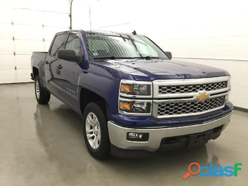 Chevrolet silverado 2014 azul