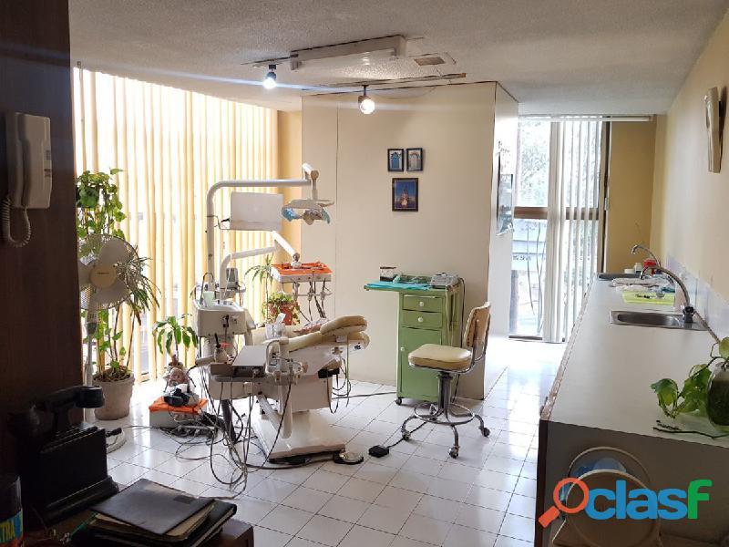 Consultorio médico u oficina en excelente ubicación en iztapalapa