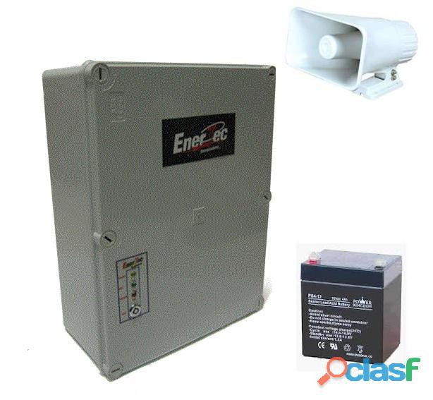 Energizadores para cercas electrificadas