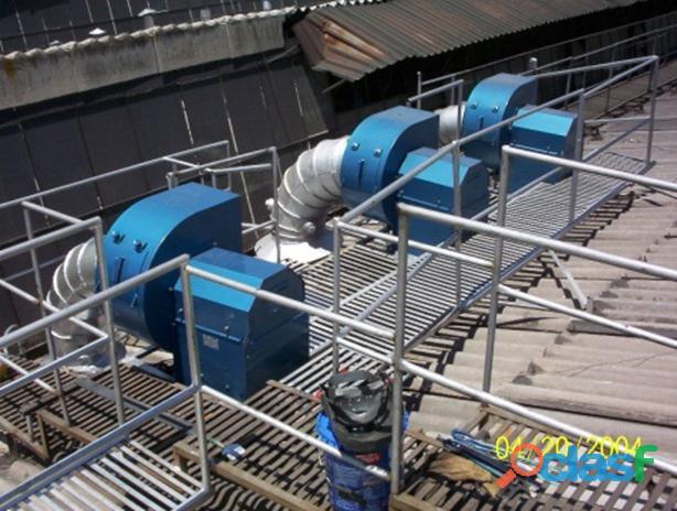Mantenimiento y equipos industriales
