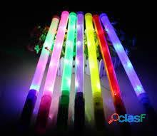 Varas con luz leds
