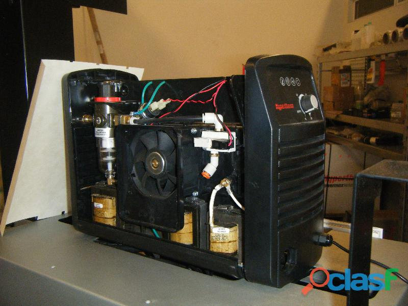 Venta, mantenimiento y reparación de sistemas de corte por plasma
