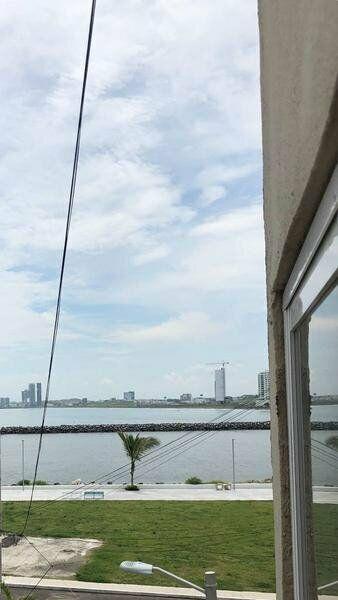 Boca del río, departamento en venta, vista al mar. /